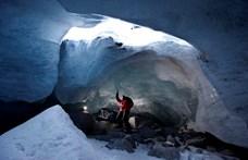 Leállíthatják a magyar ernyős keresését, akit egy jégbarlangban temetett el a lavina