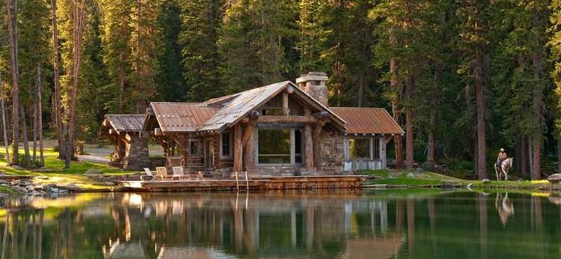 Erdőszélen nem jó lakni? És ha a ház csak félmillióba kerül?