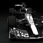 Csupa króm csillogó F1-autó – Önnek hogy tetszik?