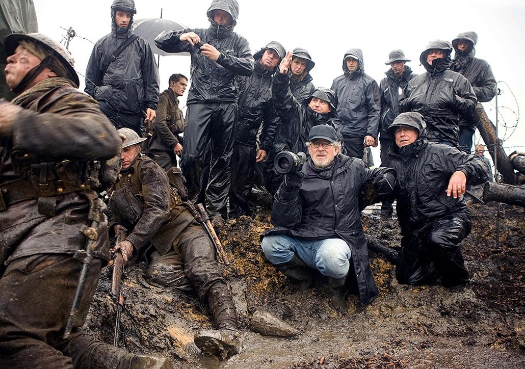 AFP -  2011 Hadak útján - Steven Spielberg,