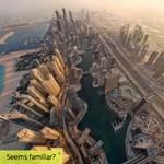 Látványos teszt: felismeritek a városokat felülnézetből is?