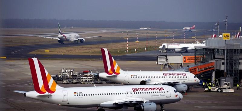 Töröltek 30 Germanwings-járatot, a személyzet nem akart felszállni