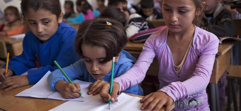 Súlyos a helyzet: több mint százmillió gyerek marad oktatás nélkül