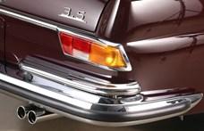 230 millió forintos régi és ritka Mercedest árulnak Tatabányán
