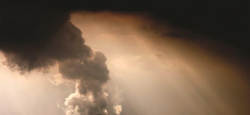 Elkeserítő a helyzet, sosem volt még ennyi szén-dioxid a levegőben