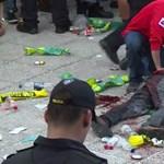 Tömegverekedés és késelés a Hollandia–Costa Rica-meccs közben – videó