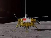 Kína krumplit fog termeszteni a Hold árnyékos oldalán