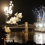 222 millióba kerül az alig félórás augusztus 20-i tűzijáték