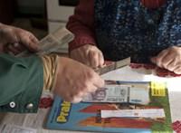 Kiadták a kormányrendeletet a nyugdíjak emeléséről