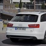 Audi A6 Avant teszt: dübörgött a 313 lóerő