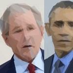 Különleges arcképcsarnokban az USA eddigi 45 elnöke