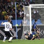 A németek sima meccsen 4-0-ra legyőzték Ausztráliát