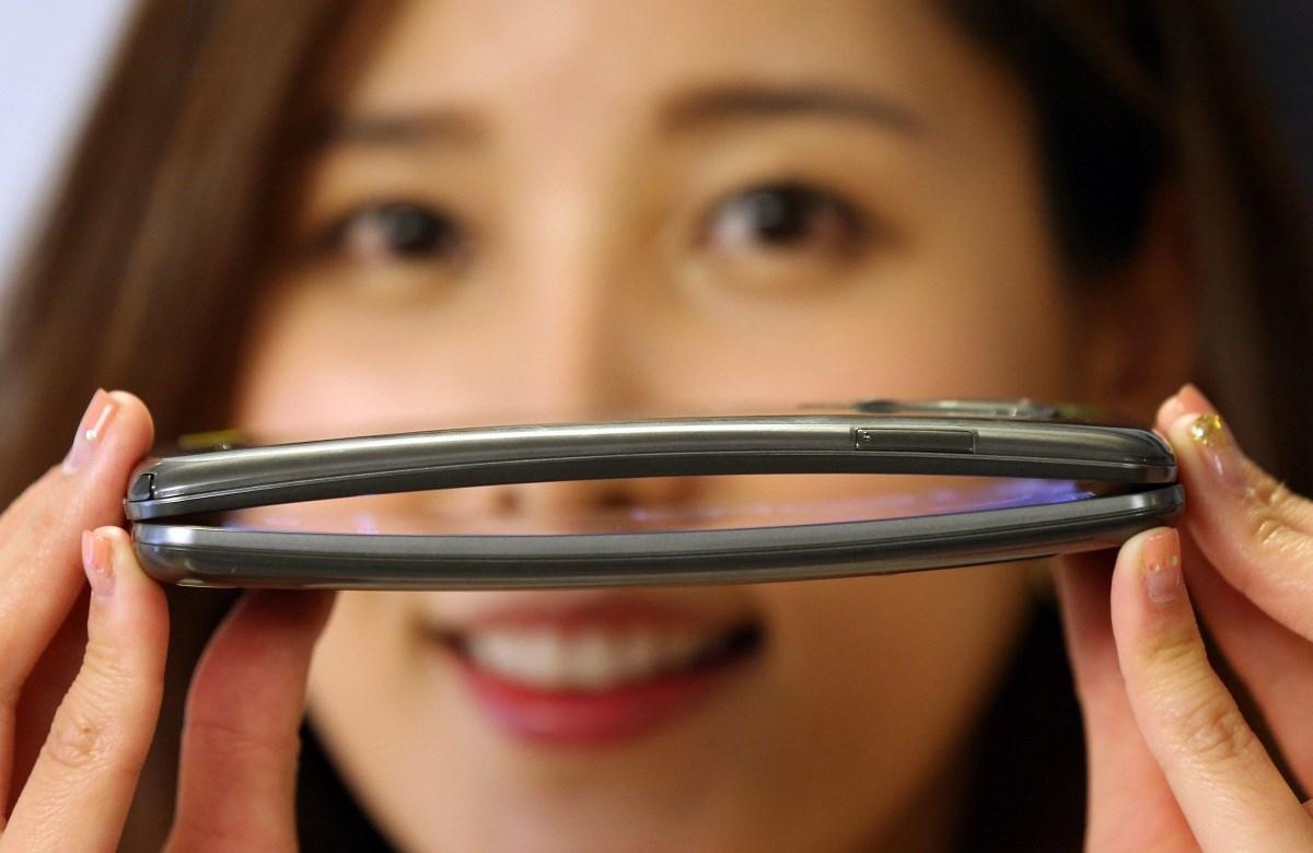 Fotók: bemutatták az LG új okostelefonját