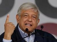 Elkapta a koronavírust a maszkviselést elutasító mexikói elnök, Lopez Obrador