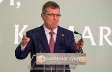 Matolcsy leírta, szerinte hogyan kellene helyrehozni a kudarcot valló eurót