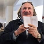 Depardieu már nem tartja magát franciának, de ennél durvábbat is mondott a hazájára