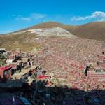 Rombolni kezdtek egy buddhista akadémiát Tibetben