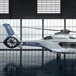 Szinte minden különleges az Airbus szénszálas helikopterén