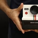 """Emlékszik a Polaroidra? Most készítettek egy újat, ami mozgóképet (!) """"nyomtat"""""""