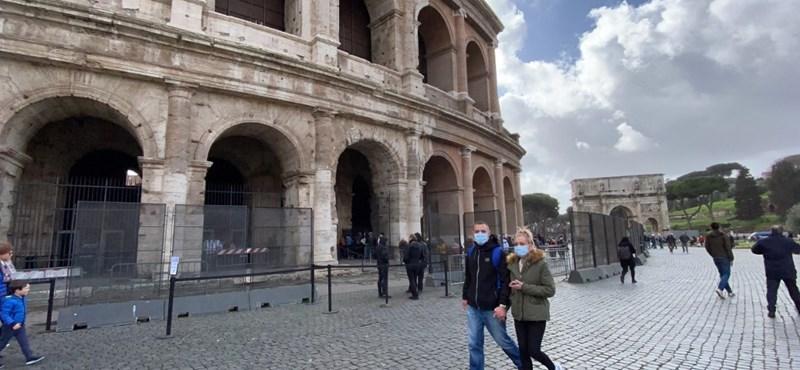 Tegnap óta 49-cel nőtt a halálos áldozatok száma Olaszországban