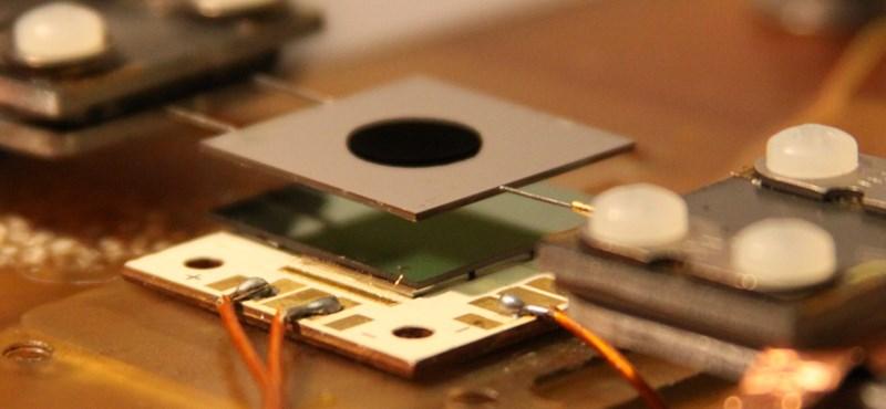 L. Simon beájulna: megcsinálták a napelemet, ami kétszer annyi áramot termel
