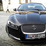 A rendőröknek is feltűnt a botfai Jaguar