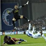 A Bajnokok Ligája keddi eredményei, kikapott az Inter Londonban