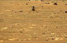 Most meghallgathatja, milyen egy helikopter hangja a Marson