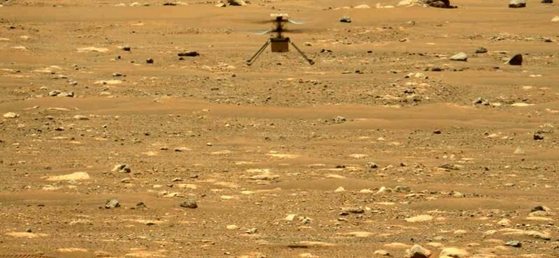 Kínának először sikerült űrszondát juttatnia a Marsra