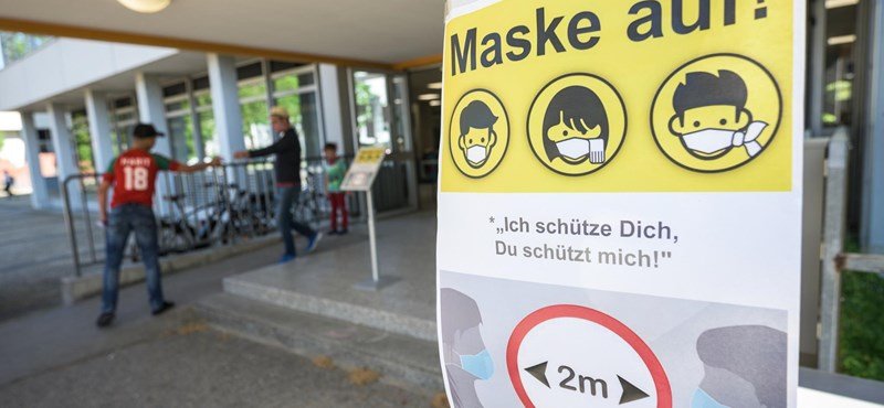 Gyorsult a koronavírus terjedése Németországban