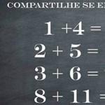 Megint mindenki rákattant egy matekpéldára. Ön meg tudja oldani?