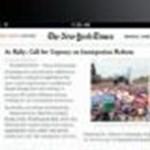 Tényleg iPaden fogunk újságot olvasni?