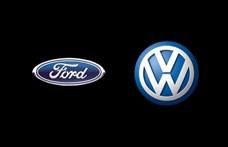 Összeállt a Volkswagen és a Ford