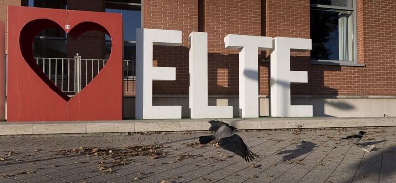 Az ELTE 25 munkatársát küldték otthoni karanténba