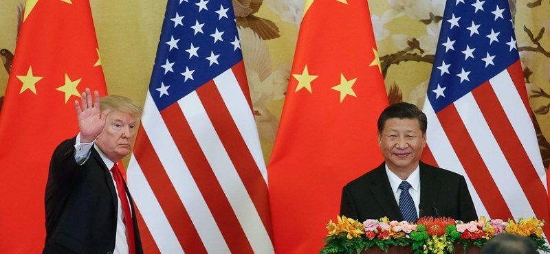 Az amerikai és a kínai elnök szusszanásnyi időt nyert a kereskedelmi háborúban