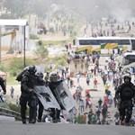 Már nyolc halott a mexikói tanárok tüntetésein