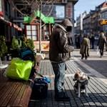 Döntött a Kúria: mégsem tilthatják ki egész Budapestről a hajléktalanokat