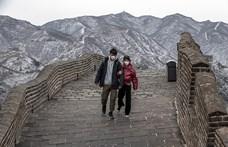 Listázni fogják azokat, akik megrongálták a kínai nagy falat