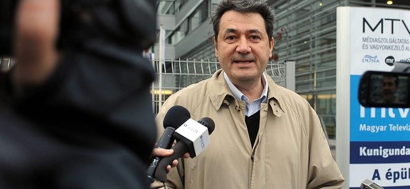 Lomnici-ügy: egy tévés szakszervezeti vezető éhségsztrájkkal fenyegetőzik