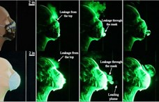 A jobb arcmaszkok tényleg védenek a fertőzések ellen, itt a bizonyíték