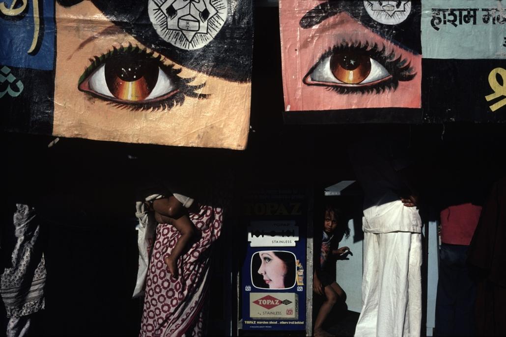 NE használd_! - Budapest Fotó Fesztivál nagyítás - Alex Webb / Magnum Photos: Bombay, India, 1981