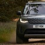 Itt a megújult Land Rover Discovery