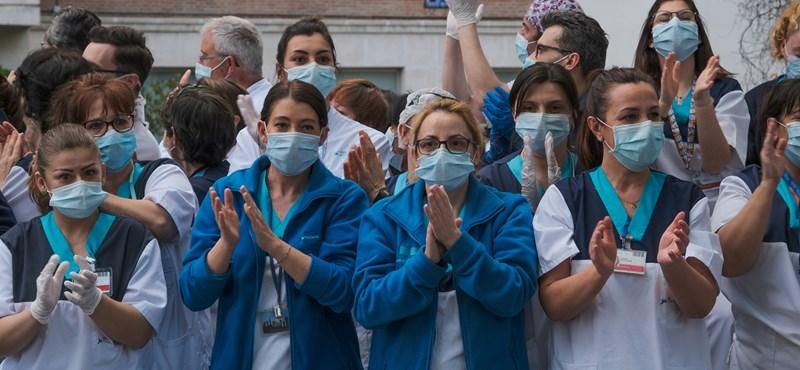 Tíznapos nemzeti gyászt rendel el a spanyol kormány