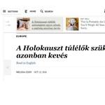 Magyar nyelvű cikket közölt a New York Times