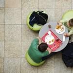 A gyorséttermi fogyasztáson nagyon látszik, hogy jobban keresnek a magyarok
