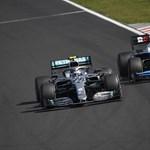 Mercedes-fölény a Japán Nagydíj szabadedzésén