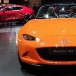 Üléspróbát vettünk a 30. szülinapos jubileumi Mazda MX-5-ben