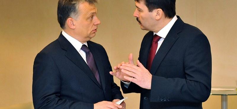Áder Orbánt javasolja kormányfőnek