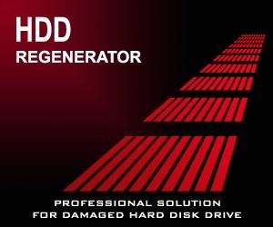 hddregenerator