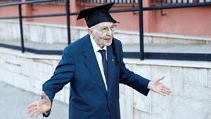 96 évesen szerzett diplomát egy szicíliai férfi